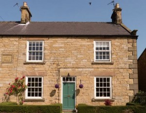 B and B at 23 in Wykeham - an ideal writing retreat